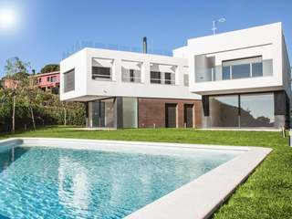 8-bedroom villa for rent in Sant Andreu de Llavaneres
