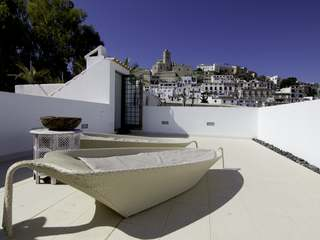 Luxury modern house for sale Sa Peña near Ibiza Old Town