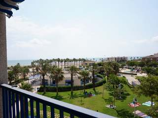 Seafront apartment for sale in Playa de la Patacona