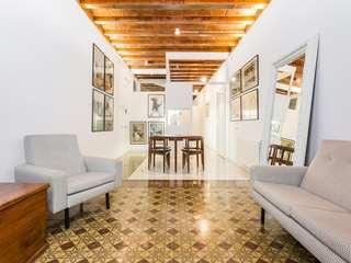 Espectacular apartamento renovado de 2 dormitorios en venta en Gracia