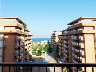 Seaview apartment for sale in Playa Patacona