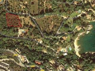 1,900 m² plot to buy in Fornells-Aiguablava in Begur