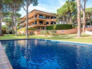 Apartamento en venta cerca del mar en Calella, en la Costa Brava