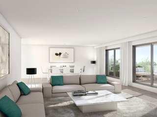 Casa de 3 dormitorios en una promoción de Arturo Soria