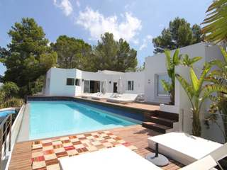 Unique  modern designer villa for sale in San Agustín, Ibiza