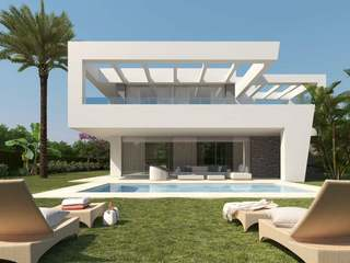 3, 4 and 5-bedroom villas to buy in new Marbella development