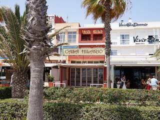 Inversión para hotel-restaurante fente a la Malvarrosa
