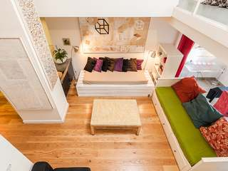 Apartamento dúplex en venta en la zona de Palacio de Madrid