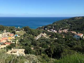 Fabulous Costa Brava building plot with sea views for sale