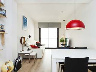 Modern apartment for rent in Barcelona Zona Alta