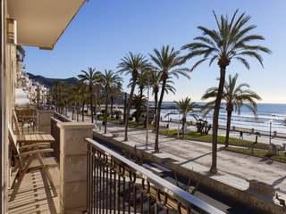 Appartement de 179m² a vendre à Sitges Town avec 34m² terrasse