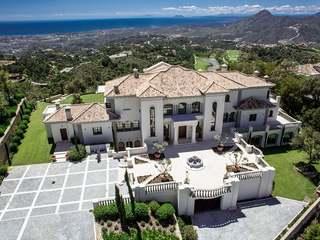 Villa de lujo en venta en la Zagaleta, Costa del Sol, Marbella