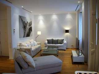 Furnished apartment to rent near Gran Vía Marqués del Turia
