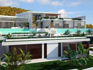 Luxury 7-bedroom villa for sale in Vista Alegre, Es Cubells