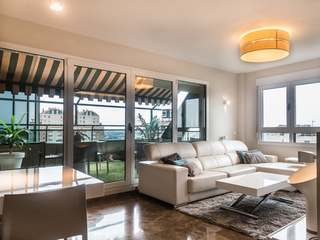 Designer penthouse for sale in Valencia city