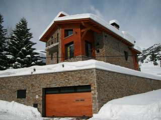 Fantastic new build villa for sale in Pal, La Massana