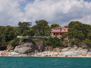 Luxury Costa Brava firstline property for sale