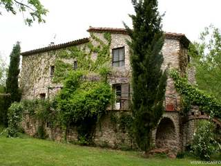 Country property for sale in Girona province