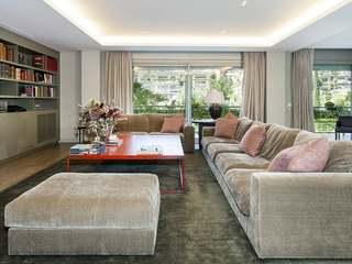 4-bedroom apartment for rent in San Gervasio, Barcelona