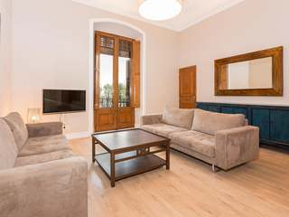3-bedroom apartment for rent on Paseo Colón, Barcelona