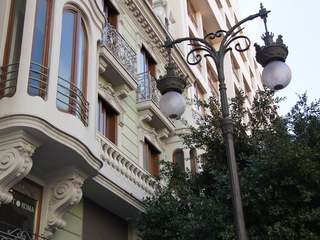 Apartment with historical façade for rent in Pla del Remei