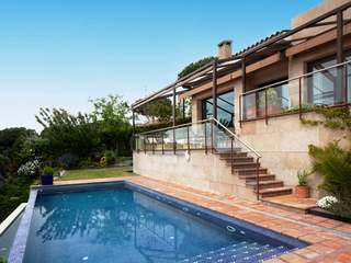 Designer house for sale in Cabrils, Maresme, Barcelona Coast