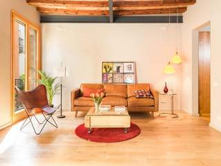Design apartment for sale in Barcelona Old Town