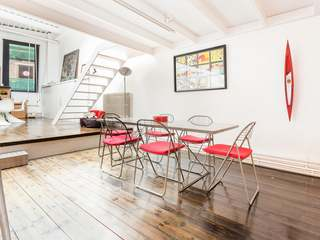 Renovated apartment for sale in Barcelona's Born district