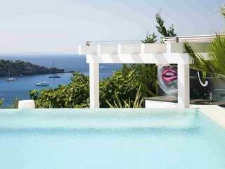 Modern designer villa for rent in Vista Alegre, Ibiza