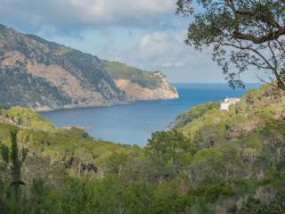 Excellent building plot for sale in Aiguablava, Costa Brava