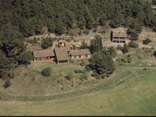 Country estate for sale near Sant Cugat and Barcelona city