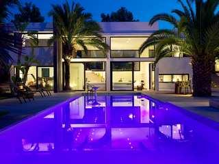 5-bedroom luxury designer villa for rent in San José, Ibiza