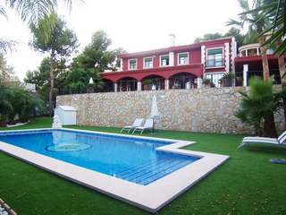 Elegant villa for sale in Monasterios de Puzol, Valencia