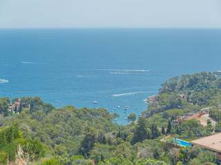 Aiguablava sea view building plot for sale in the Costa Brava