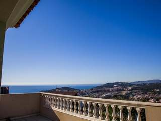 Sea view Costa Brava villa to buy in Lloret de Mar