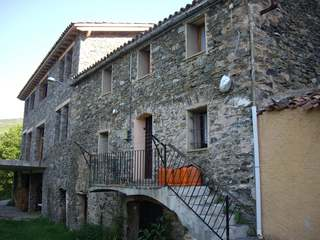 Beautiful 15th Century property in mountains near French border