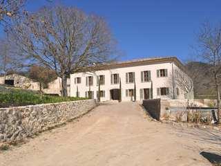 Anwesen mit 9 Schlafzimmern zum Verkauf bei Puigpunyent, Palma, Mallorca.