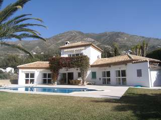 Wonderful villa with excellent outdoor space near Mijas