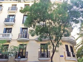 Apartment for sale in the Goya district in Barrio Salamanca