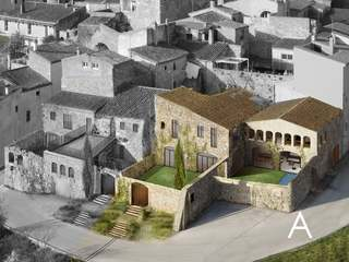 356 m² renovated village house for sale in Baix Empordà