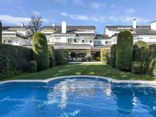 Beautiful house for sale in exclusive area of Pedralbes