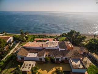 Unique beachfront investment property for sale on the New Golden Mile, Marbella West