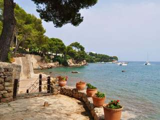 Villa for sale with sea access, Costa de Los Pinos Mallorca.