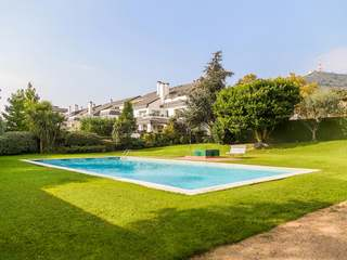 Luxury house for sale in Pedralbes, Barcelona