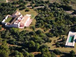 Casa de campo de nueva construcción en venta Sa Rapita, sur de Mallorca.