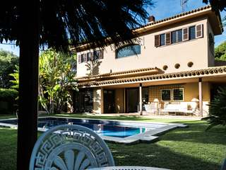Luxury house for sale in Godella, near Valencia city