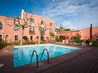 Boutique hotel for sale in Cabrils on the Maresme Coast