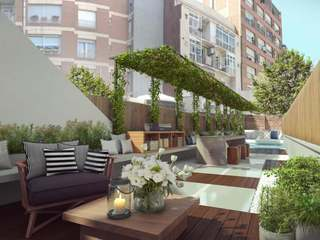 Brand new 2-bedroom property for sale on Plaza Tetuan