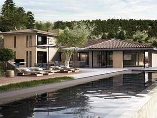 Casa rural nueva en venta en el noroeste de Mallorca