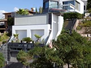 Modern Blanes Costa Brava villa for sale with sea views